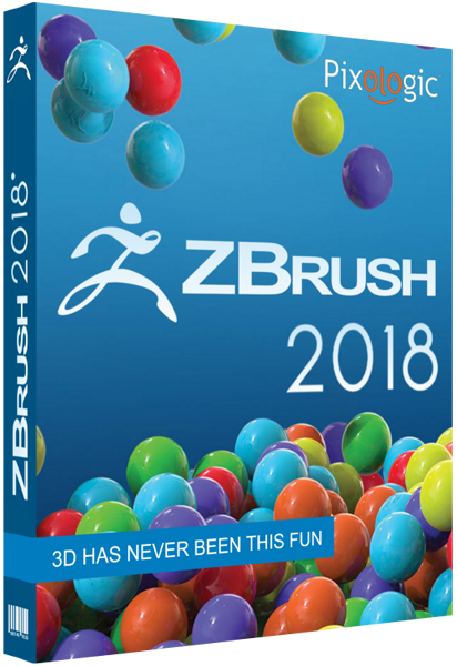 ZBrush 2018 Win/Mac Academic License for a school buying at least 10 volume or floating licenses - зображення 1