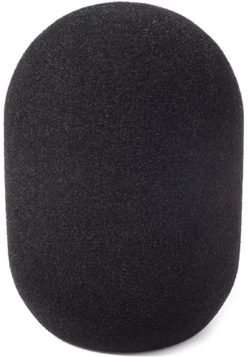 Вітрозахист Rycote 45/(100 Large Diaphragm Mic Foam Single (104422) - зображення 1