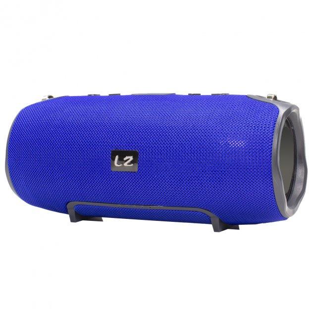 Портативная Bluetooth колонка LZ Xtreme mini Blue - изображение 1