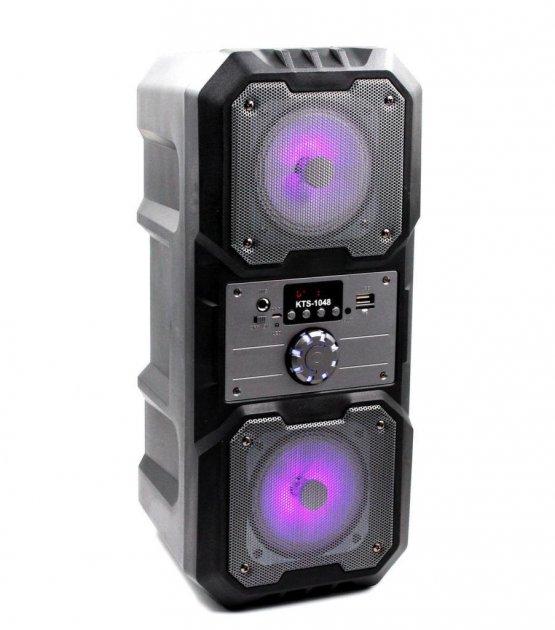Портативная Мобильная Bluetooth колонка Sps Kts 1048 8T 177553 sale - изображение 1