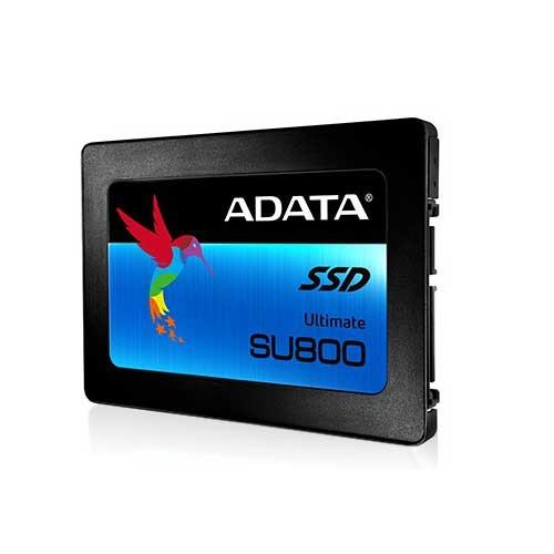 Твердотільний накопичувач 128Gb AData Ultimate SU800 SATA3 2.5' 3D TLC 560/300 MB/s ASU800SS128GTC - зображення 1