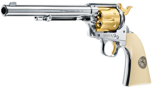 Пневматический пистолет Colt Single Action Army 45 (5.8354) - изображение 1