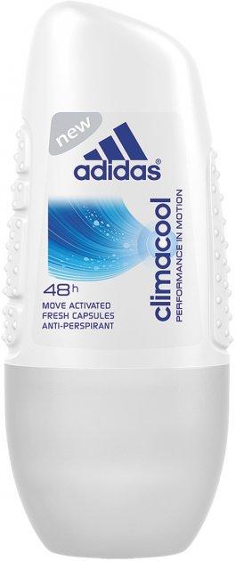 Дезодорант-антиперспирант шариковый Аdidas Climacool 50 мл (3607343816281) - изображение 1