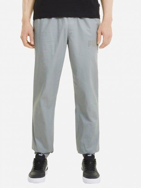 Спортивные штаны Puma Modern Basics Chino Pnt 58580508 S Quarry (4063697496842) - изображение 1