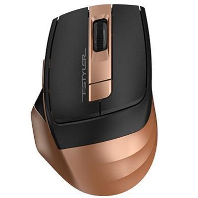 Мышка A4tech FG35 Bronze - изображение 1