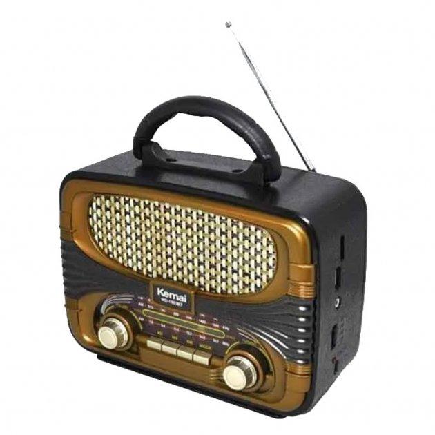 Радиоприёмник Retro MD-1903BT Kemai T-SH57710 - изображение 1