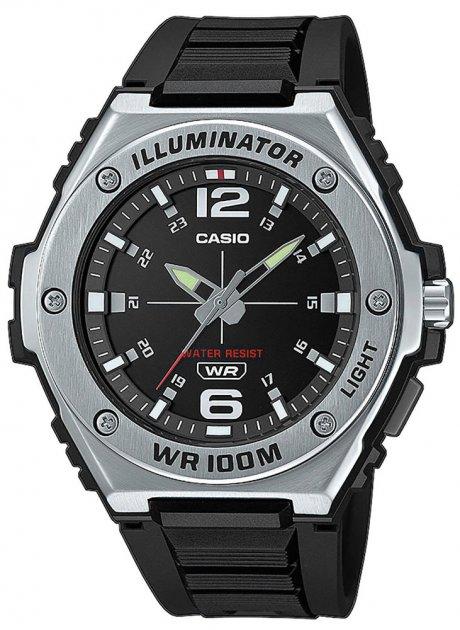 Чоловічі годинники Casio MWA-100H-1AVEF - зображення 1