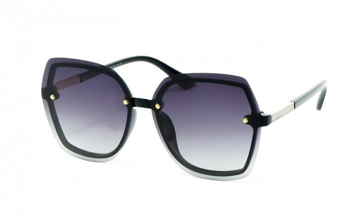 Солнцезащитные очки женские поляризационные SumWin 8321 Черные - изображение 1
