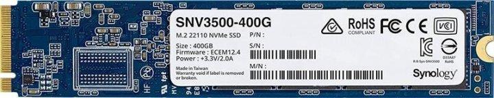 Твердотельный накопитель SSD Synology M.2 NVMe PCIe 3.0 x4 400GB 22110 (JN63SNV3500-400G) - зображення 1