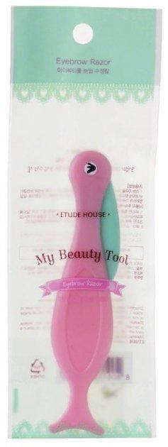Триммер для бровей Etude House My Beauty Tool Eyebrow Razor (8806179438826) - изображение 1