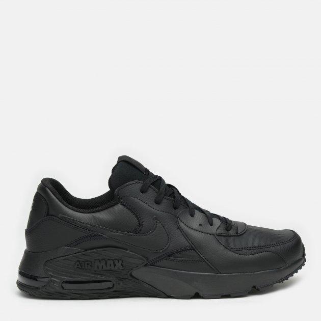 Кроссовки Nike Air Max Excee Leather DB2839-001 44 (11.5) 29.5 см Черные (194497894461) - изображение 1