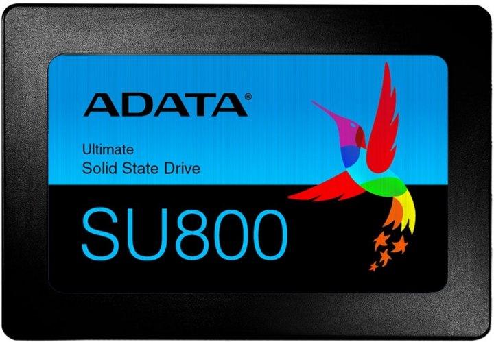 "ADATA Ultimate SU800 2TB 2.5"" SATA III 3D NAND TLC (ASU800SS-2TT-C) - зображення 1"