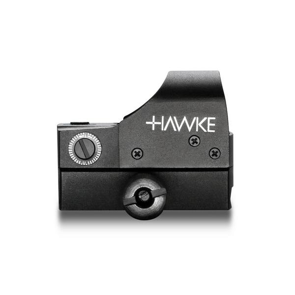 Коллиматорный прицел Hawke Reflex Dot 1x25 Weaver (12131) - изображение 1