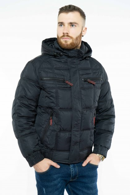 Куртка Time of Style 157P12133 46 Черный - изображение 1