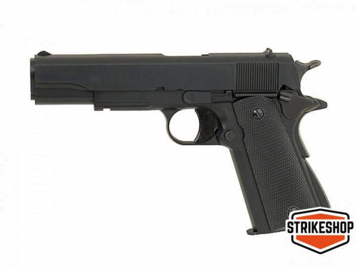 Пістолет Colt 1911 STTI Green Gas (Страйкбол 6мм) - изображение 1