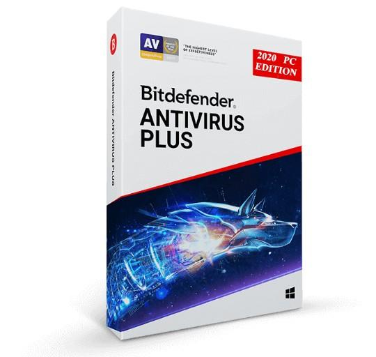 Лицензионный антивирус BitDefender Antivirus Plus 2020 операционную систему Windows 7/8/10 (Лицензия на 3 года на 5 ПК) - изображение 1