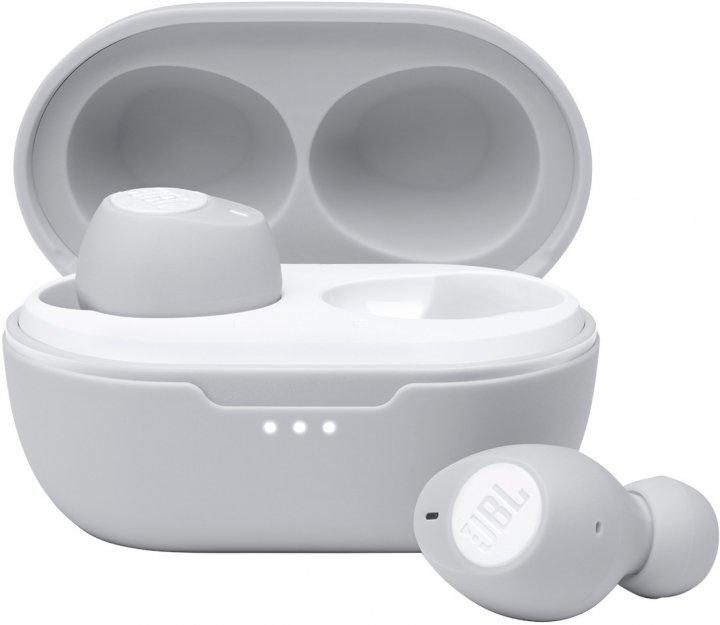 Наушники JBL Tune 115 TWS White [JBLT115TWSWHT] - зображення 1