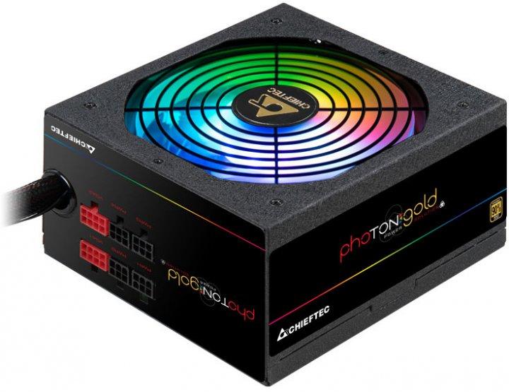 Chieftec Photon Gold GDP-750C-RGB - изображение 1
