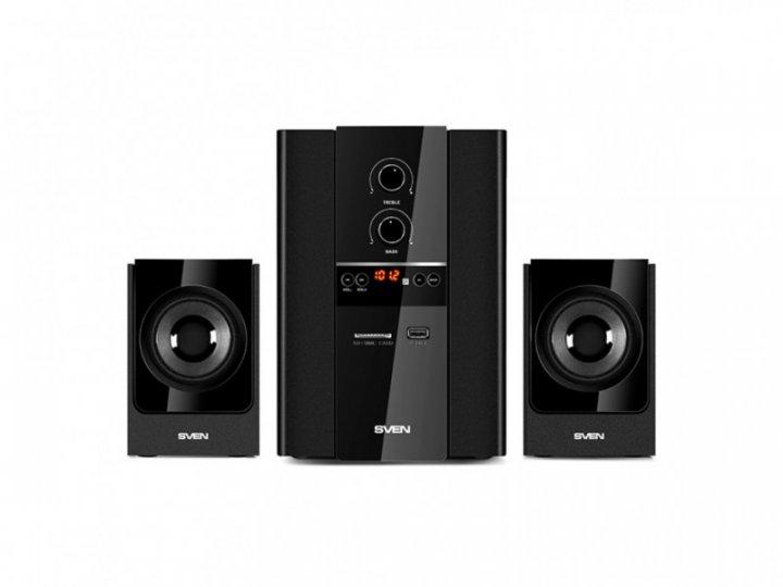 Sven MS-1820 black (F00159132) - изображение 1