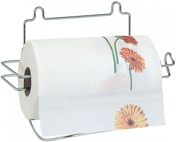 Тримач для паперових рушників ARTEX AR70827 хром - зображення 1