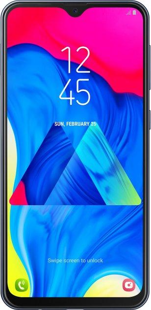 Мобильный телефон Samsung Galaxy M10 2/16GB Charcoal Black (SM-M105GDAGSEK) - изображение 1