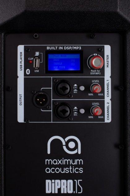 Maximum Acoustics DiPRO.15 (22-21-5-24)