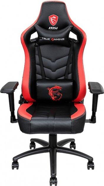 Крісло геймерське MSI MAG CH110 Black - зображення 1