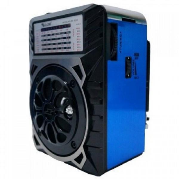 Радиоприемник GOLON RX-9133 Синий (BS2176) - изображение 1