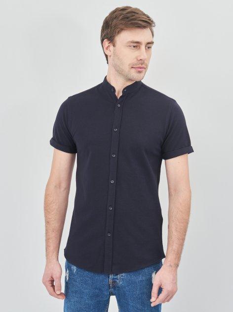 Рубашка Zara 6264/305/401 S Синяя (06264305401021) - изображение 1