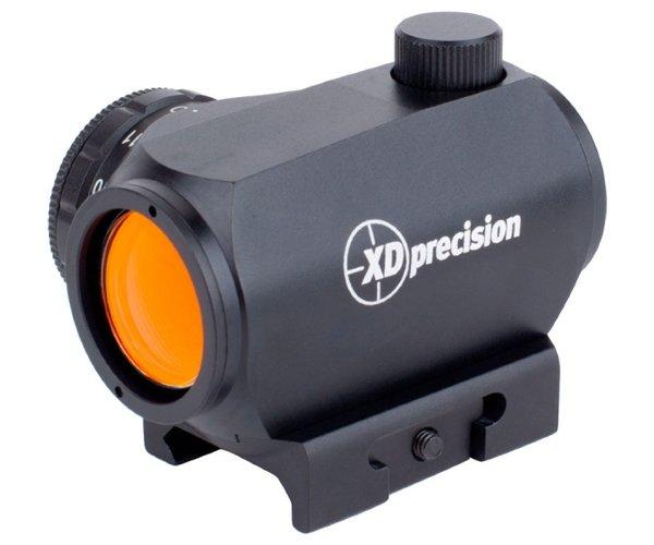 Приціл коліматорний XD Precision RS з компенсатором висоти (high). 15250023 - зображення 1