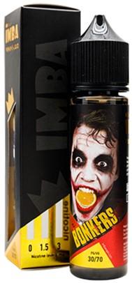 Рідина для електронних сигарет IMBA Bonkers 1.5 мг 60 мл (Кавун з лимоном) (IM-BO-15) - зображення 1