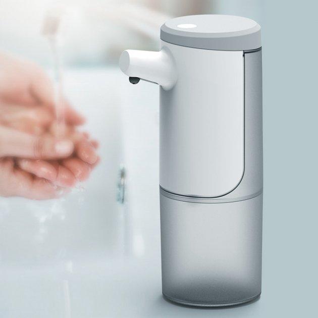 Дозатор для жидкого мыла сенсорный LOSSO PMJ-02-1, 450 мл - изображение 1