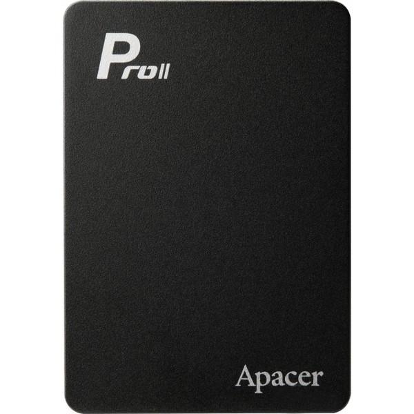 SSD накопичувач Apacer Pro II AS510S 128GB SATAIII MLC (AP128GAS510SB-1) - зображення 1