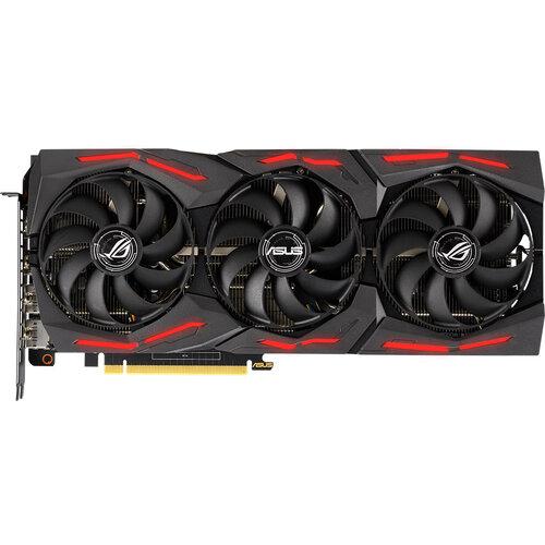 Відеокарта ASUS GeForce RTX2060 6GB 192Bit 1860/14000Mhz (STRIX-RTX2060-O6G-EVO-GAMING) - зображення 1
