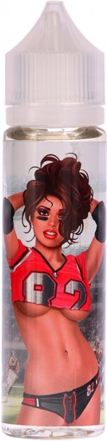 Рідина для електронних сигарет Bad Girl Wooow 1.5 мг 60 мл (Апельсиновий смузі) (BG7316) - зображення 1