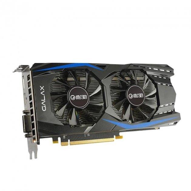 Видеокарта GALAX GeForce GTX950 2Gb DDR5 Refurbished - зображення 1
