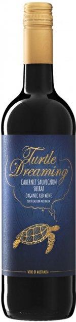 Вино Mare Magnum Turtle Dreaming Organic красное сухое 0.75 л 13.5% (7340048600590) - изображение 1