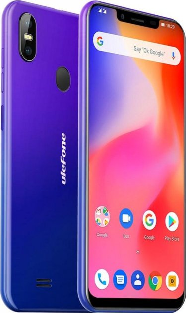 Мобільний телефон Ulefone S10 Pro 2/16GB Auroreous - зображення 5