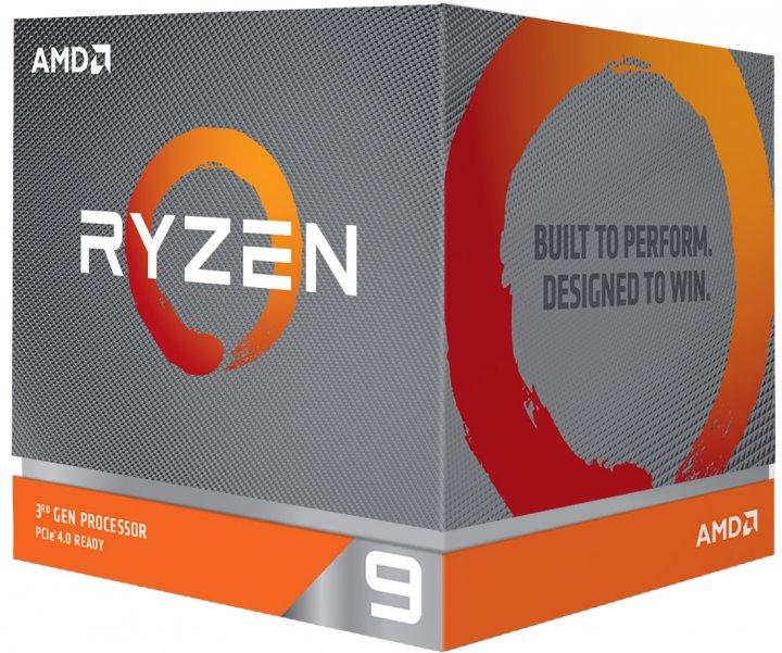 Процесор AMD Ryzen 9 3900X 3.8GHz / 64MB (100-100000023BOX) sAM4 BOX - зображення 1