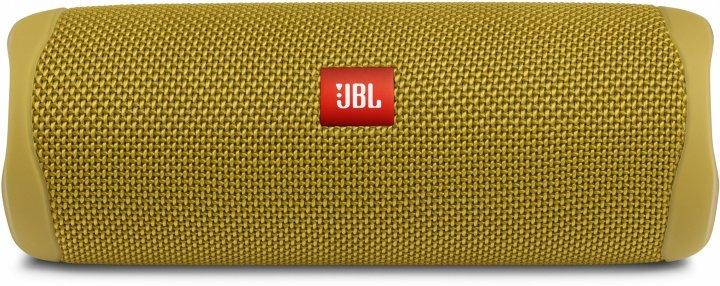 Акустическая система JBL Flip 5 Yellow (JBLFLIP5YEL) - изображение 1