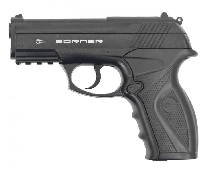 Пневматический пистолет Borner C11 - изображение 1