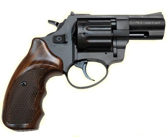 "Револьвер Флобера Stalker 2,5"" wood - зображення 1"