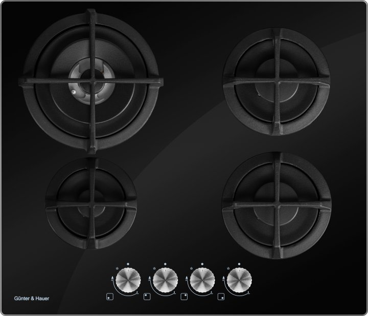 Варочная поверхность газовая Gunter&Hauer S 64 - изображение 1