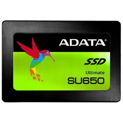 """Накопичувач SSD 2.5"""" 960GB ADATA (ASU650SS-960GT-R) - зображення 1"""