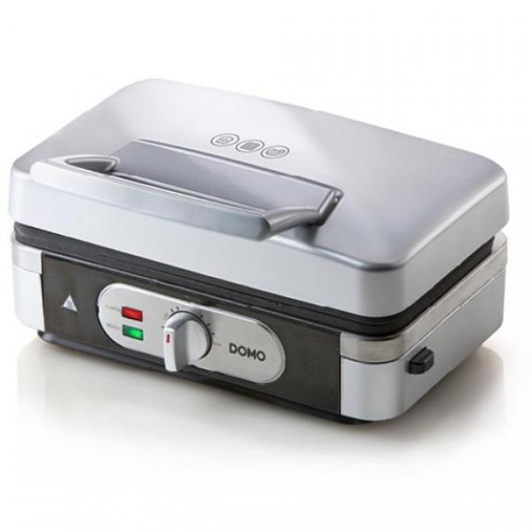 Бутербродниця, вафельниця та гриль (3 в 1) DOMO DO9136C - зображення 1