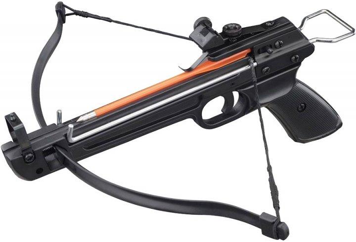 Арбалет Man Kung black MK-50A2 (100.00.54) - зображення 1