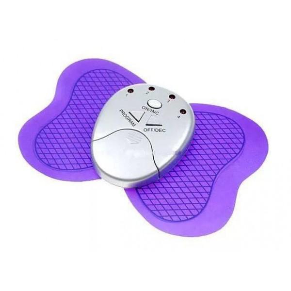 Электронный массажер UTM бабочка Фиолетовый - изображение 1