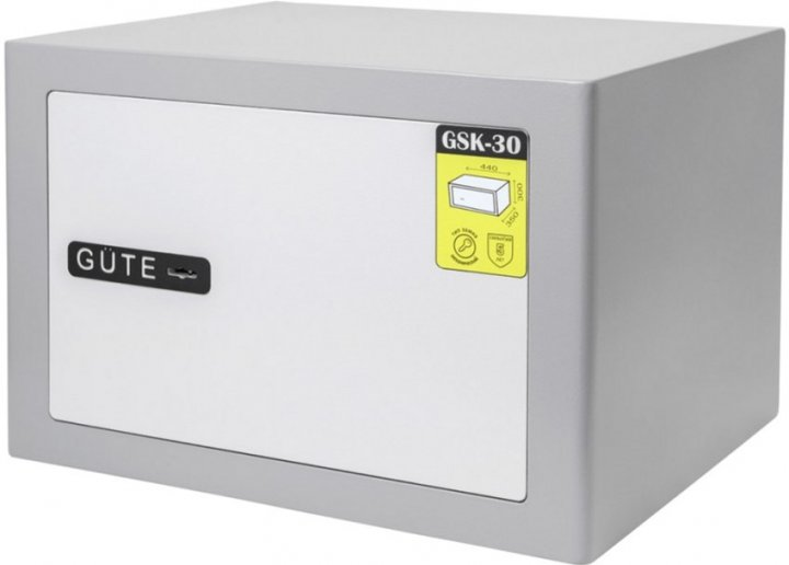 Сейф меблевий GUTE GSK-30 - зображення 1
