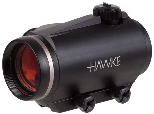 Коліматорний приціл Hawke Vantage Red Dot 1x25 9-11 mm (926966) - изображение 1