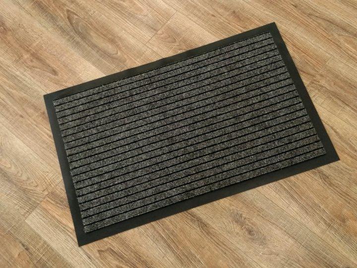Решіток килимок TexiGum Рубін 50х80 см Коричневий - зображення 1
